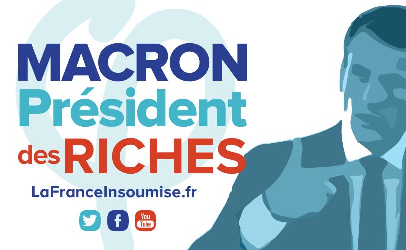 Pire que le Président des Riches ! – Adrien Quatennens