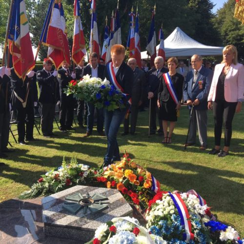 Cérémonie de commémoration des déportés du train de Loos3
