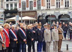 Commémorations du 11 novembre à Lille