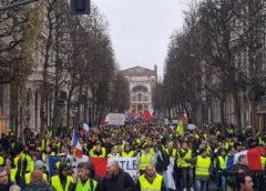 Soutien aux gilets jaunes ce 1er décembre à Lille
