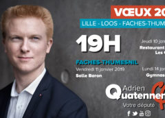 Vœux 2019 en circonscription